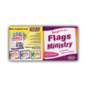 CD: Songs for your Flags Ministry