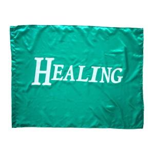 Flag: Healing - Green